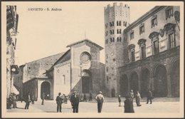 Sant'Andrea, Orvieto, Umbria, C.1930 - Caroli Cartolina - Italy
