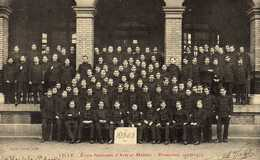 LILLE ECOLE NATIONALE D ARTS ET MÉTIERS 1909 1912 - Lille