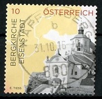 Autriche - Österreich - Austria 2015 Y&T N°3010 - Michel N°3184 (o) - 10c Berkirchei - 1945-.... 2. Republik