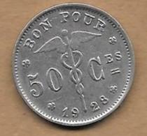 50 Centimes Albert I 1928 FR - 1909-1934: Albert I