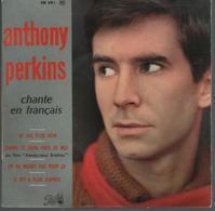 Disque 45 Tours ANTONY PERKINS - 1962 - Vinyles