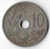Belgium 1905 10c (French) [C001/1D] - 03. 5 Centimes