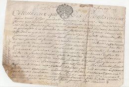 Parchemin 1767 - Manuscrits
