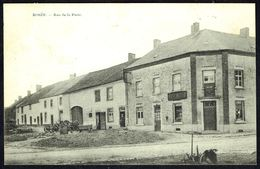 ROSEE - Rue De La Poste - RR - Circulé - Circulated - Gelaufen - 1922. - Florennes