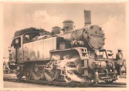 Lacomotive - Rail & Traction - Bruxelles Nord - 1909-1911 Type 24 - Trains