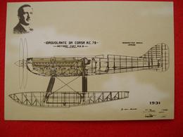 IDROVOLANTE DA CORSA MC 72 Con Motore FIAT - 1919-1938: Entre Guerres