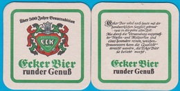 Brauerei Gasthof Eck Böbrach-Eck ( Bd 2105 ) - Bierdeckel