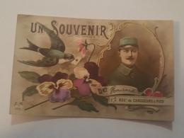 Rambervillers - Un Souvenir Du Housmant Ou Housnant, 17 ème Régiment De Chasseurs à Pied - Rambervillers
