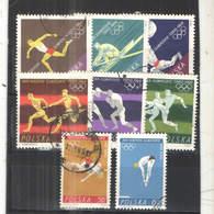 Polonia PO 1964 Tokyo Ol. Games Scott.1257/1264+See Scan On Scaubek Page; - 1944-.... Repubblica