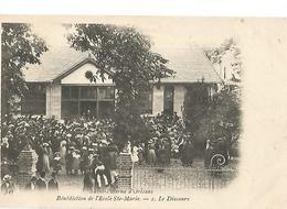ORLEANS St Paterne Benediction De L Ecole STE MARIE - Orleans