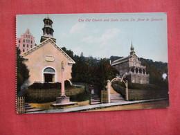 Old Church & Scala Santa  Ste. Anne De Beaupre       Ref 3093 - Ste. Anne De Beaupré