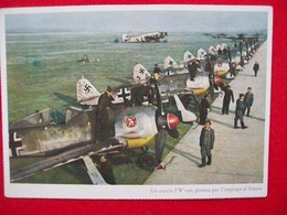 Caccia FOCKE-WULF FW 190 Pronto Per L'impiego Al Fronte - 1939-1945: 2ème Guerre