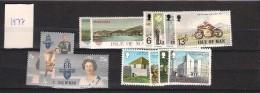 1977 MNH Isle Of Man, Year Collection, Postfris - Man (Ile De)