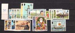1979 MNH Isle Of Man, Year Collection, Postfris - Man (Ile De)