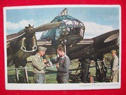 Caccia FOCKE-WULF FW 189  A Breve Autonomia - 1939-1945: 2ème Guerre