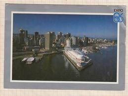 8AK4030 EXPO 86 VANCOUVER CANADA  COIN PLIE 2 SCANS - Vancouver