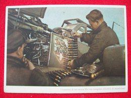 Caccia MESSERSCHMITT ME  109 Vengono Riforniti Di Munizioni - 1939-1945: 2ème Guerre