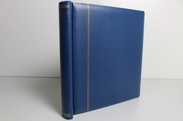 Schaubek, Blauer Klemmbinder, Maße 295 X 300 X 38 Mm - Albums & Reliures