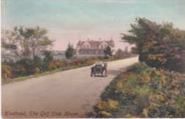 HINDHEAD - THE GOLF CLUB HOUSE - Surrey