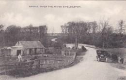 RESTON - BRIDGE OVER RIVER EYE - Berwickshire