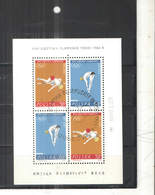 Polonia PO 1964 Tokyo Ol.S/s Scott.1263+1264+See Scan On Scaubek Page; - 1944-.... Repubblica