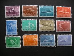 Indonesia Communications 1964 MNH - Indonésie