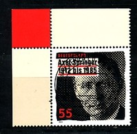 GERMANY Mi. Nr. 2927 100. Geburtstag Von Axel Springer - ET Weiden - Eckrand Oben Links - Used - [7] République Fédérale
