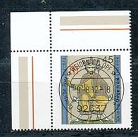 GERMANY Mi. Nr. 2949 1100. Geburtstag Von Kaiser Otto Dem Großen - ET Weiden - Eckrand Oben Links - Used - [7] République Fédérale