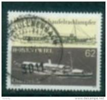 """2013 -3068 - ° -  100 Jahre Schaufelraddampfer """"Hohentwiel"""". - 1945-.... 2. Republik"""