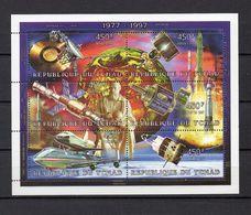 TCHAD   N° 753 à 758  NEUFS SANS CHARNIERE  COTE  13.50€ CONQUETE SPACIALE - Tchad (1960-...)
