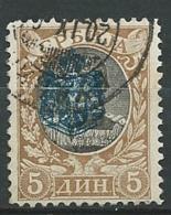 Serbie  -   Yvert N° 69 Oblitéré   - Ai 27506 - Serbie