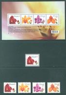 CANADA  - MNH/*** LUXE - 2007 - FLOWERS -  Lot 18509 - 1952-.... Règne D'Elizabeth II