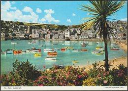 St Ives, Cornwall, C.1970s - John Hinde Postcard - St.Ives