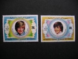 Comoros Diana 1982 MNH - Comoros