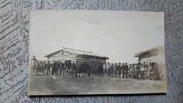 Canada Alberta Groupe De Nouveaux Colons Arrivant à La Grande Prairie 1911 - Alberta