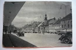 Slovenia, Maribor, Oldtimer,bus, Us. 1946 - Slovénie