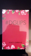 Dolce & Gabbana Cosmetique Carte - Perfume Cards