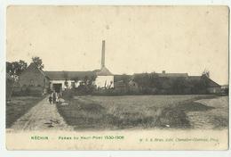Néchin   *  Ferme Du Haut-Pont 1530-1906 - Estaimpuis