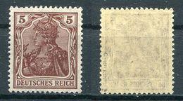 Deutsches Reich Michel-Nr. 140c Postfrisch - Geprüft - Ungebraucht