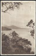 4in. Lake Vehar. Bombay. Post Of 1922 Bombay (India) Winterthur (Switzerland) Perfins. - India