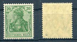 Deutsches Reich Michel-Nr. 143a Postfrisch - Geprüft - Ungebraucht