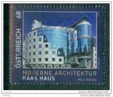 2015 - 3228 - ° -  Moderne Architektur Haas Haus Wien - 1945-.... 2. Republik