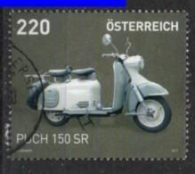 2017 - 3342 -  ° - Motorroller Puch 150 SR (1961) - 1945-.... 2. Republik