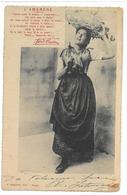 Cartolina Postale Pubblicità L'amarene Viaggiata 1912 Dimensioni Cm 9 X 14 Condizioni Come Da Scansione - Pubblicitari