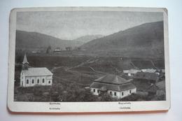 ROMANIA,BUCOVINA,CARLIBABA,KIRLIBABA,CHURCH, POST CARD - Roumanie