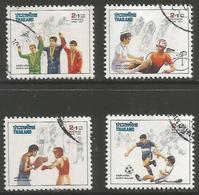 Thailand - 1989 Sports Welfare Used   Sc B66-9 - Thailand