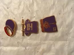 Pin S Arthus 3 Pin S Violet - Arthus Bertrand
