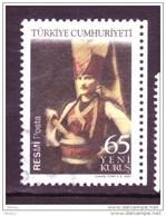 ##21, Turquie, Costume, Culture, Uniforme - Turquie