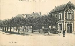 60 VINEUIL AVENUE DE LA GARE - CAFE DE LA GARE - France