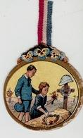 JOUR  DE DEUIL NATIONAL  2/11/1919 - Militaria